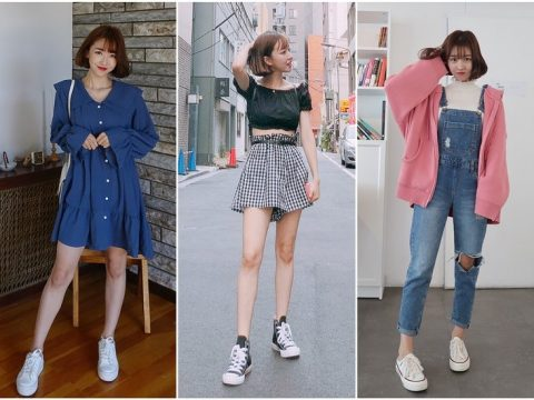 Model Fashion Wanita Korea Paling Trend